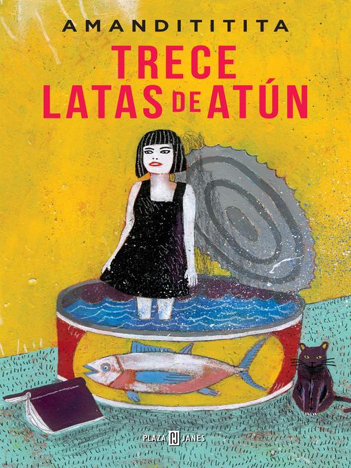 Trece Latas de Atún book cover