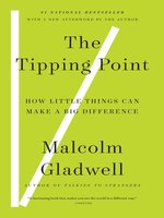 Click here to view eBook details for The Tipping Point by Malcolm Gladwell