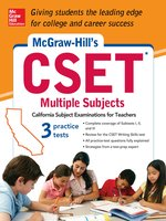 McGraw-Hill's CSET