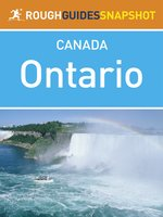Ontario Rough Guides Snapshot Canada
