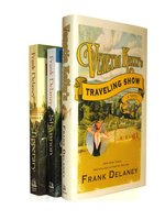 Frank Delaney's the Ireland Novels 3-Book Bundle