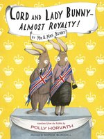 Lord and Lady Bunny - Almost Royalty!