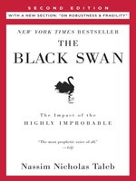 Click here to view eBook details for The Black Swan by Nassim Nicholas Taleb