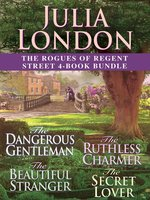 Julia London's the Rogues of Regent Street 4-Book Bundle