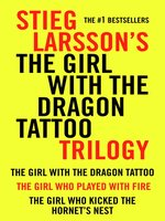 The Girl With the Dragon Tattoo Trilogy Bundle