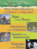 Magic Tree House, Books 5-8