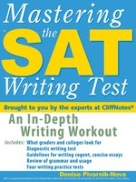 Mastering the SAT Writing Test