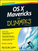 OS X Mavericks For Dummies