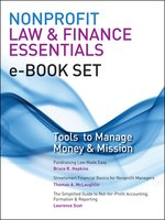 Nonprofit Law & Finance Essentials e-book set