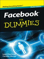 Facebook For Dummies<sup>&#174;</sup>