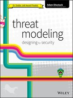 Click here to view eBook details for Threat Modeling by Adam Shostack