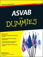 Click here to view eBook details for ASVAB For Dummies by Rod Powers