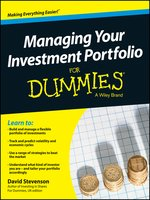 Managing Your Investment Portfolio For Dummies