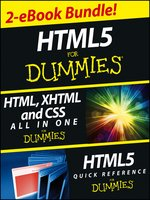 HTML5 For Dummies eBook Set