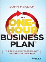 The One-Hour Business Plan