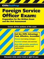 CliffsTestPrep Foreign Service Officer Exam