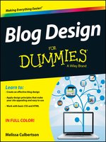 Blog Design For Dummies