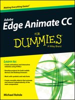 Adobe Edge Animate CC For Dummies