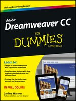 Dreamweaver CC For Dummies