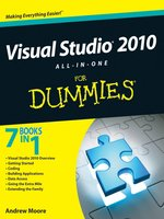 Visual Studio 2010 All-in-One For Dummies