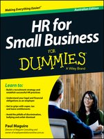 HR For Small Business For Dummies