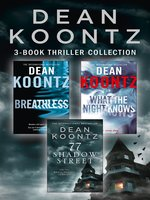 Dean Koontz 3-Book Thriller Collection