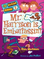 Mr. Harrison Is Embarrassin'!