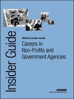 Careers in Non-Profits and Government Agencies