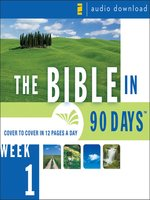 The Bible in 90 Days