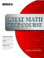 Click here to view eBook details for GMAT Math Prep Course by