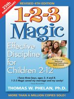 Click here to view eBook details for 1-2-3 Magic by Thomas W. Phelan