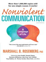 Click here to view eBook details for Nonviolent Communication:  a Language of Life by Marshall B. Rosenberg