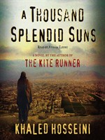 Click here to view Audiobook details for A Thousand Splendid Suns by Khaled Hosseini