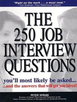 The 250 Job Interview Questions You'll Most Likely Be Asked...