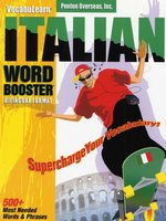 VocabuLearn® Italian Word Booster