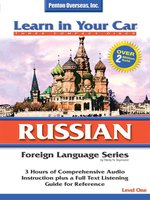 Learn in Your Car Russian Level One
