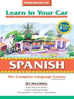 Click here to view Audiobook details for Learn in Your Car Spanish Complete by Henry N. Raymond