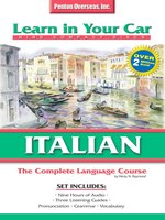 Learn in Your Car Italian Complete