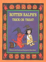 Rotten Ralph's Trick or Treat