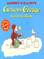 Curious George at the Beach