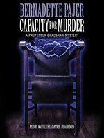 Capacity for Murder