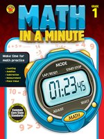 Math in a Minute, Grade 1