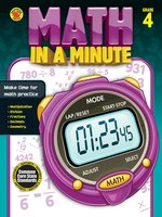 Math in a Minute, Grade 4