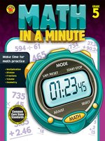 Math in a Minute, Grade 5