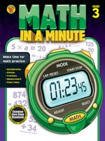 Math in a Minute, Grade 3