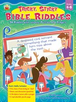 Tricky, Sticky Bible Riddles