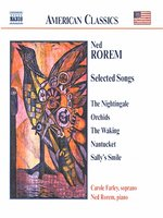 ROREM: Selected Songs