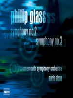 GLASS, P: Symphonies Nos 2 and 3