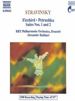 STRAVINSKY: The Firebird / Petrushka / Suites Nos 1 and 2