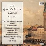 101 GREAT ORCHESTRAL CLASSICS, Vol.  6